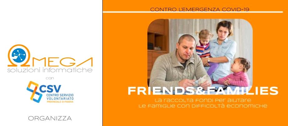 Omega Friends&Families
